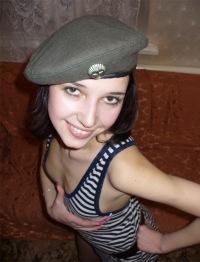 Эльмира Красовская, 3 апреля , Смоленск, id164226697