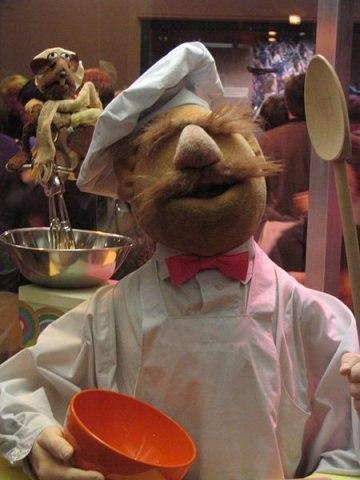 шведский повар маппет шоу