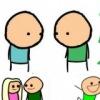 Цианид и счастье ежедневные комиксы комиксы : D