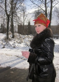 Вероника Новикова, 10 сентября 1990, Москва, id126478007