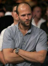 Jason Statham, San Antonio