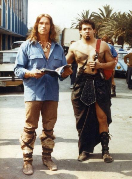 ÁLBUM DE FOTOS Conan the Barbarian 1982 X_621c3ca0