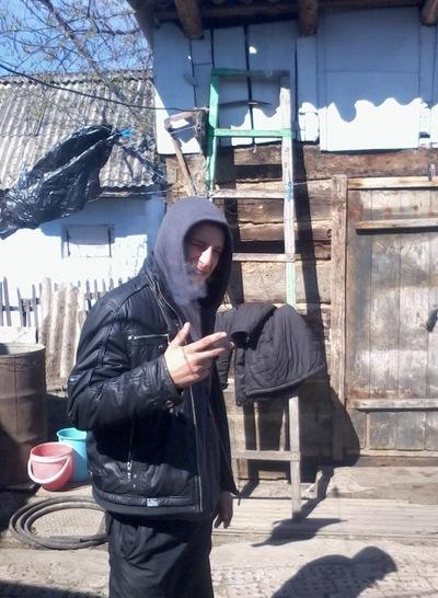 Александр Абрамович, 18 марта 1993, Искитим, id154537677