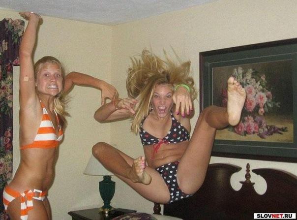 фото приколы с девушками 21+