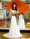 Свадебное платье в этно стиле.Весенне-летняя коллекция 2011года