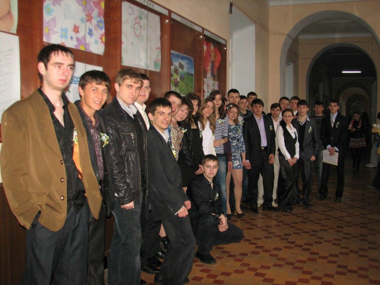 випускники 2012