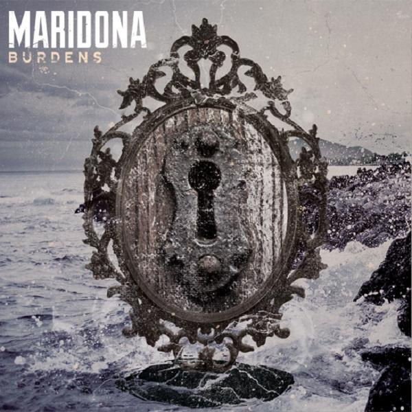 Maridona - Burdens [EP] (2012)