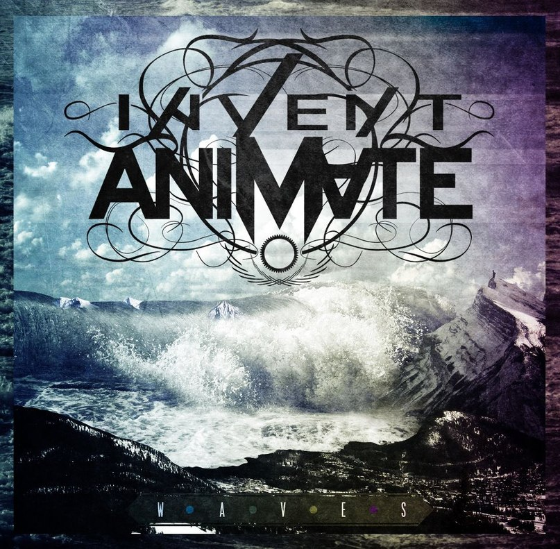 Invent, Animate - Waves [EP] (2012)