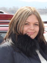 Анастасия Севастьянова, 21 декабря 1989, Красноярск, id20145178