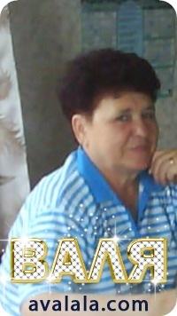 Валентина Садертдинова, 24 марта 1950, Уфа, id131684066