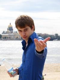 Дмитрий Петров, 17 марта 1990, Москва, id2171674
