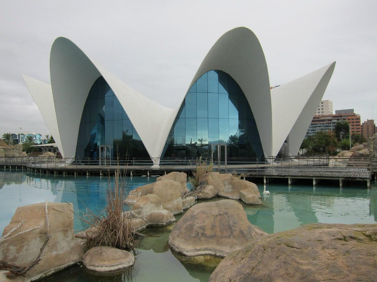 Барселона - Валенсия - Мадрид - Канары за 2 недели ноября (много фото)
