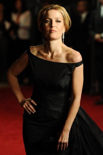 Gillian Anderson vk