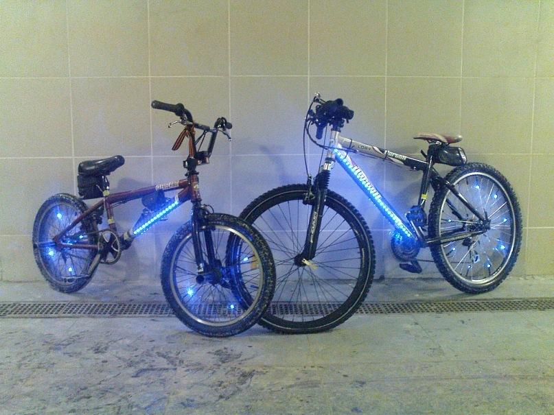 Тюнинг велосипеда своими руками фото 51