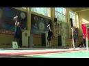 Sergey Rachinsky and Andrey Razzhivin snatch 32 kg kb in Kazan 2013