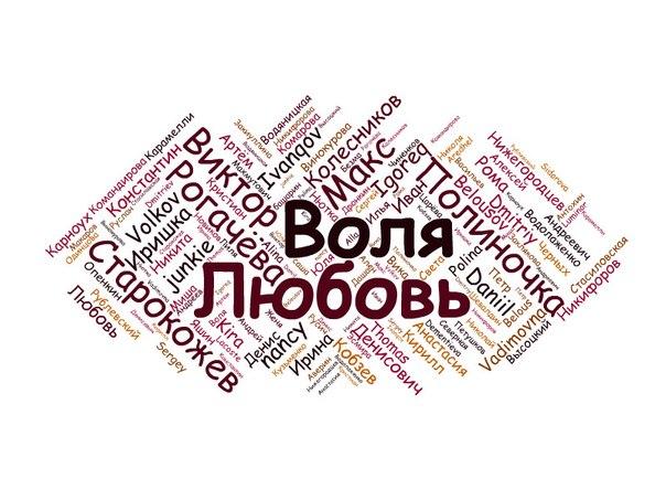 Любовь Воля | Москва