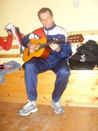 Юрий Тарасов (Мацюця), Viļāni