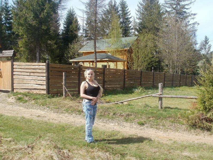 Мои путешествия. Елена Руденко. Карпаты. Славское.  май 2011г. Y_2a696580