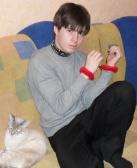 Александр Семёнов, 17 июля , Санкт-Петербург, id50857315