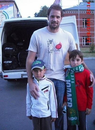 Ilnyr Karimov, 31 октября , Салават, id150067094