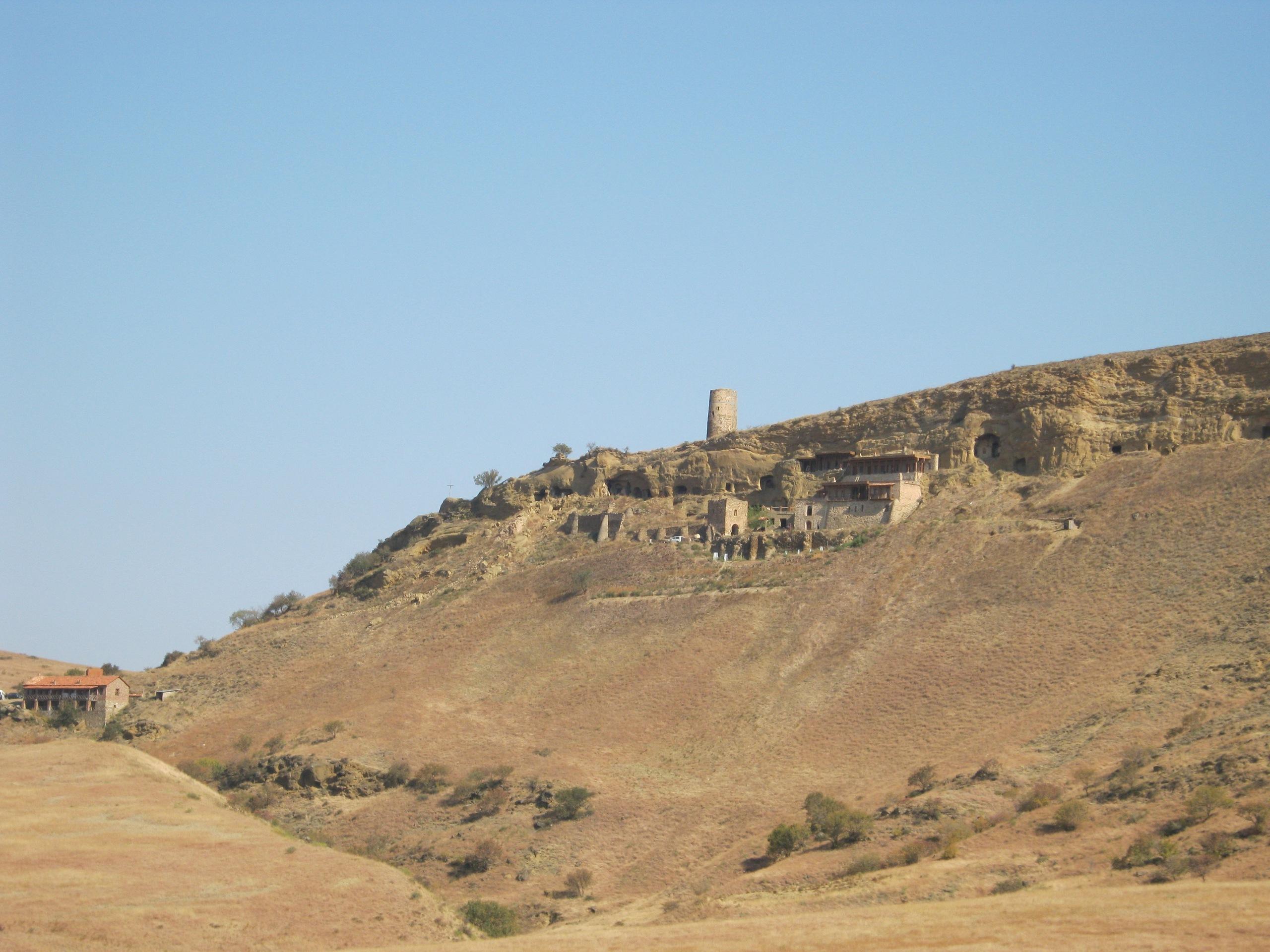 Пещерный монастырь Натлисмцели