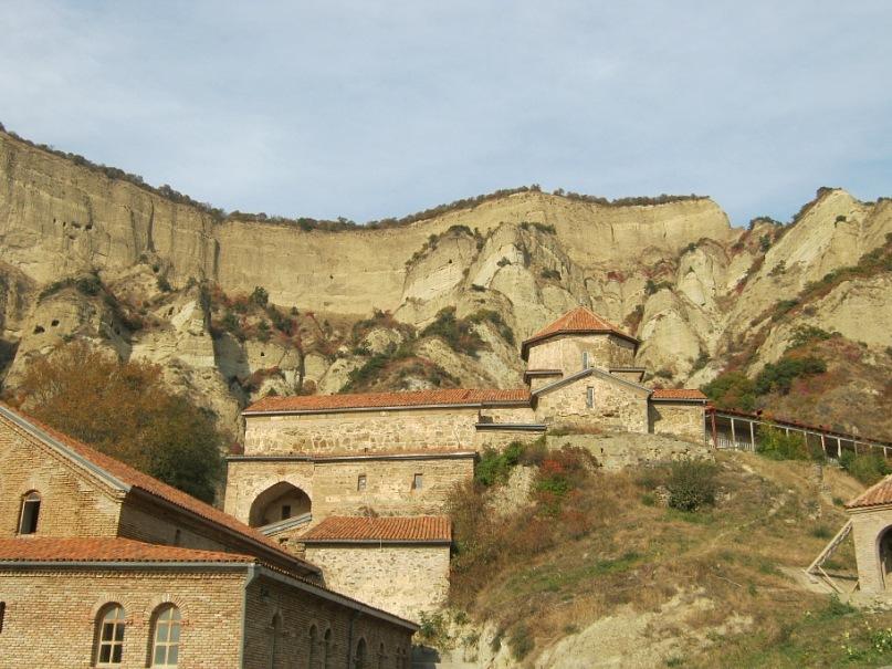 Монастырь Шиомгвиме и пещеры