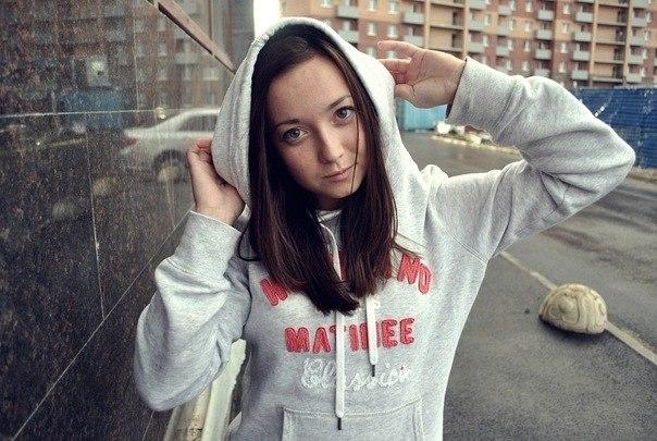 фото девушка репер