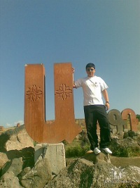 Ando Durgalyan, 13 апреля 1992, Минск, id124072833