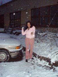 olga koseverova-lescova, 21 февраля 1974, Санкт-Петербург, id4810153