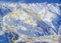 Один из самых популярных горнолыжных курортов Австрии-Майрхофен(Mayrhofen) расположен в долине Циллерталь.