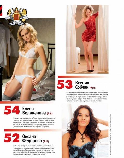 ТОП50 самых красивых женщин мира  2014  tmn online