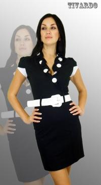 055a2df0c64 Стильные платья Tivardo