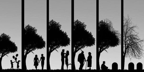 Любовь не умирает никогда.