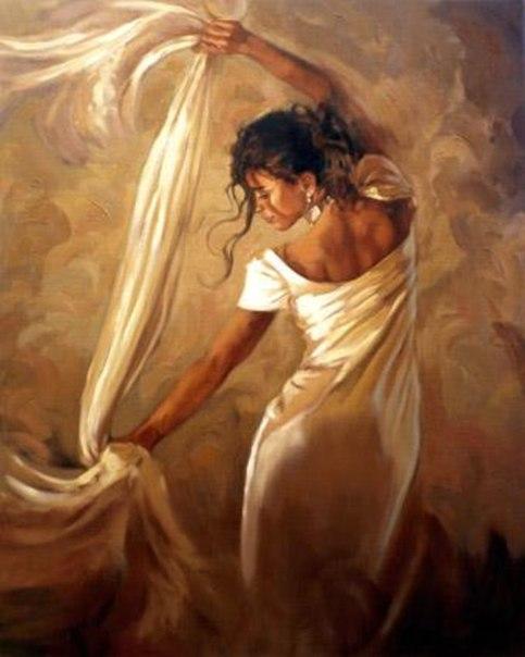 Танец любви картинки