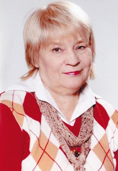 Галина Швецова