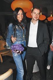 Виктор гогунский со своей супругой