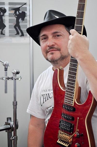 Сергей «Феликс» Сергеевич Филиппов - преподаватель электрогитары