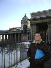 Сергей Подгорный, 18 октября 1983, Пермь, id143752309