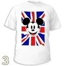 Интернет-магазин футболок .  Футболка Британский флаг. футболки мужские .