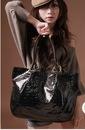 Модная сумочка чёрного.
