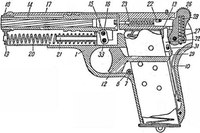 Популярные изображения по запросу Пистолет ТТ устройство взаимодействие частей и механизмов.
