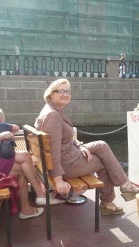 Лариса Лобанова, 1 августа 1998, Санкт-Петербург, id113820430