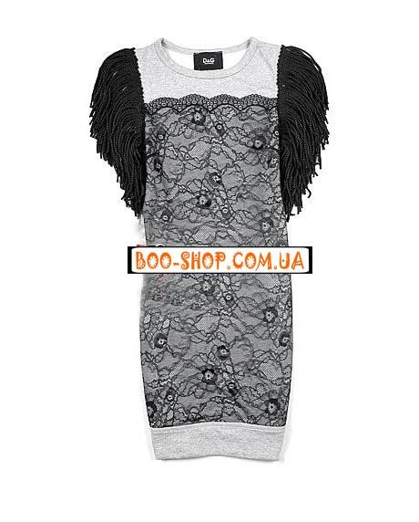 Платье Dolce & Gabbana Материал - хлопок + гипюр Размер - М Цена - 400...