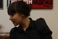 Даша Ткачук, 13 февраля 1992, Санкт-Петербург, id1641156
