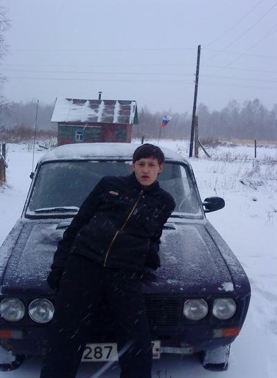 Юрик Савельев, 1 апреля 1994, Москва, id152051888