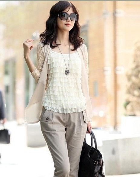 Модная одежда  из кореи дешево