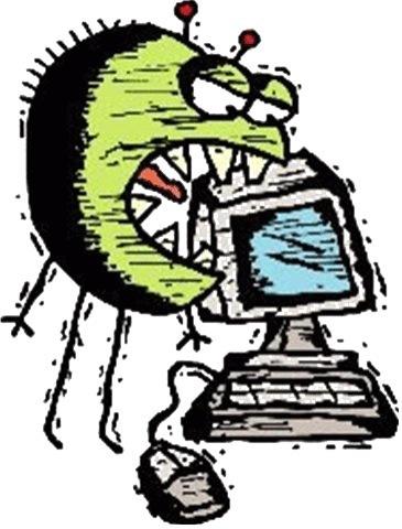 Троян блокирует сайты