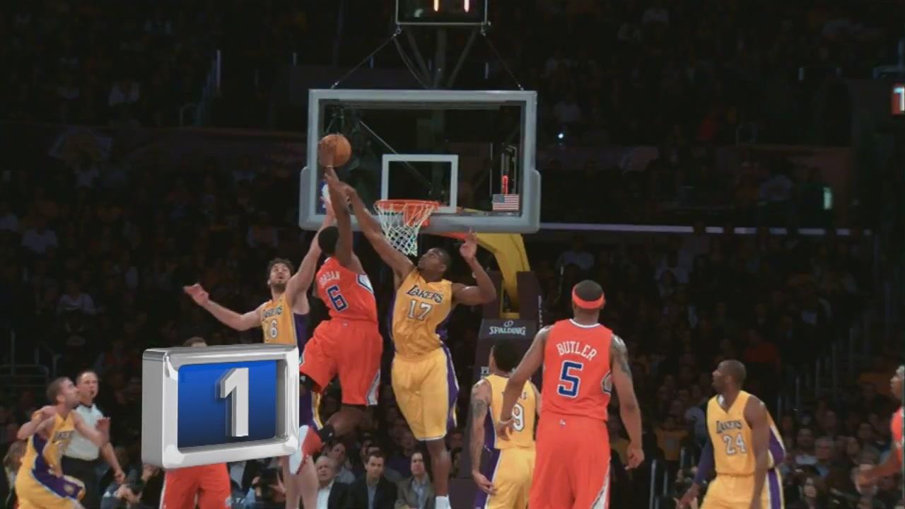 НБА ТОП 10