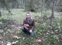 Владимир Кривошеин, 30 ноября 1985, Киров, id167742875