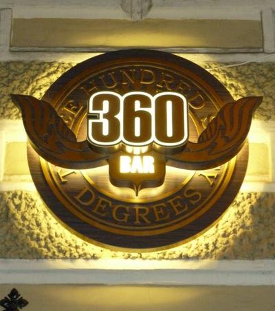 360 Bar